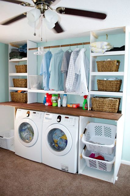 spin cycle - 20 best laundry room paint colors Best Laundry Rooms