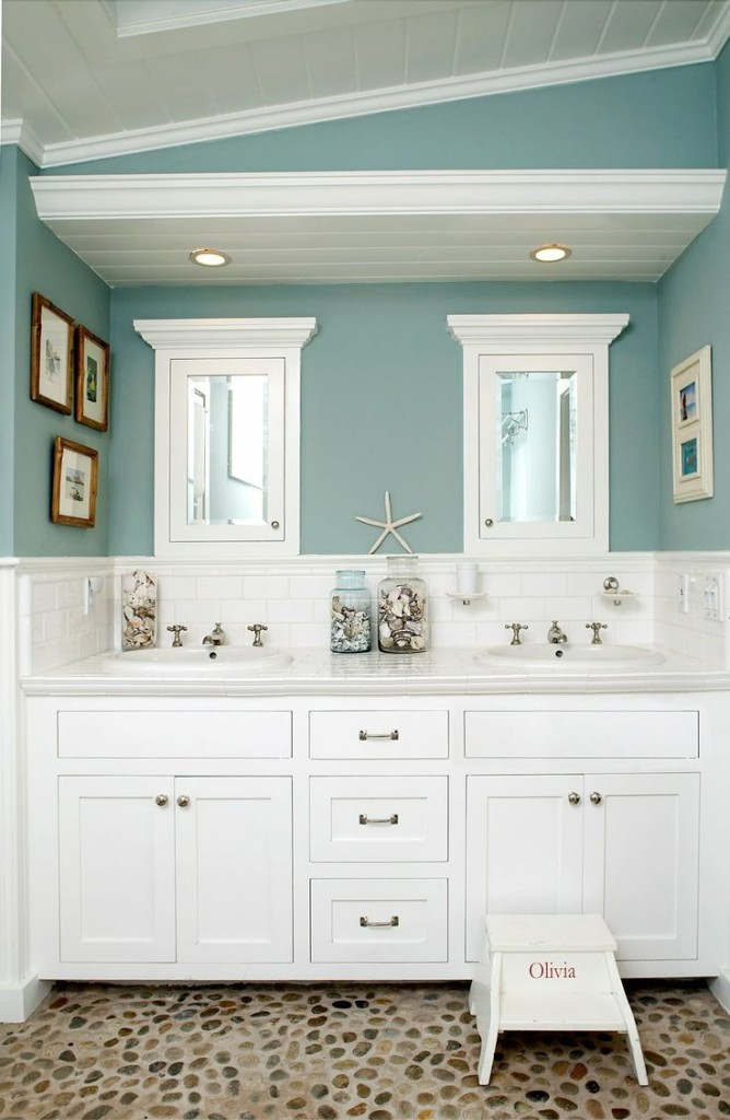 of the best bathroom paint colors,