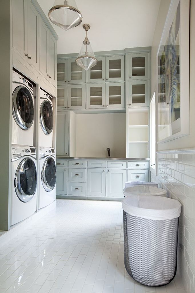 Amazing Conservative Gray Laundry Room Paint Color