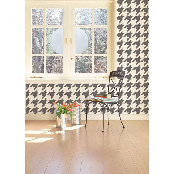 What S The Deal With Houndstooth Home Decor