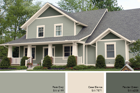 Exterior Paint Colors Grey exterior paint color ideas; 8 exterior paint trends