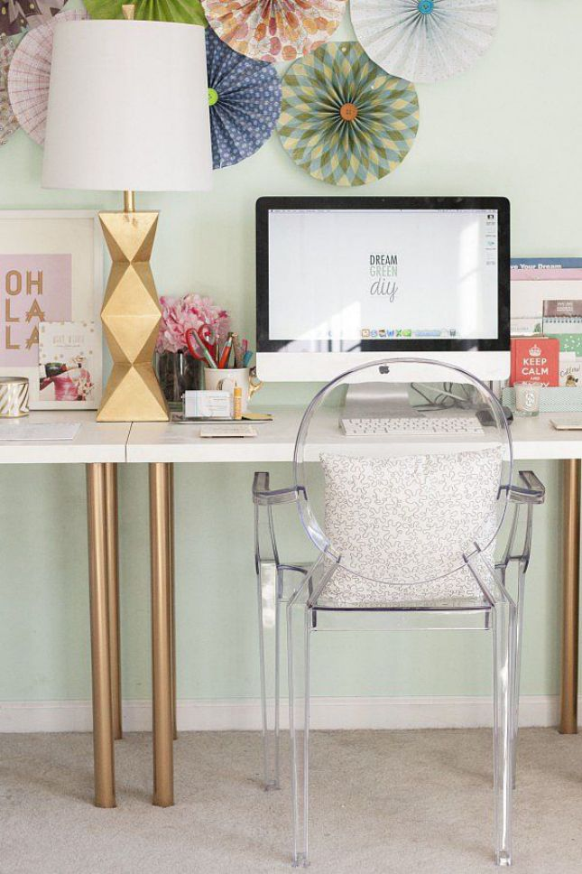 30 Gorgeous Home Office Designs