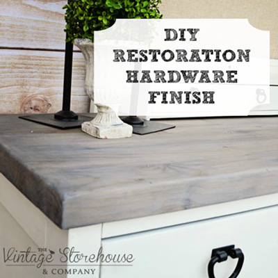Our 6 Favorite Restoration Hardware Inspired Diy Projects