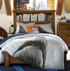 Shark Themed Bedroom For Shark Week