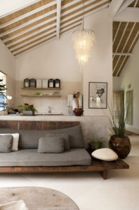 Gorgeous Earth Tone Bedroom