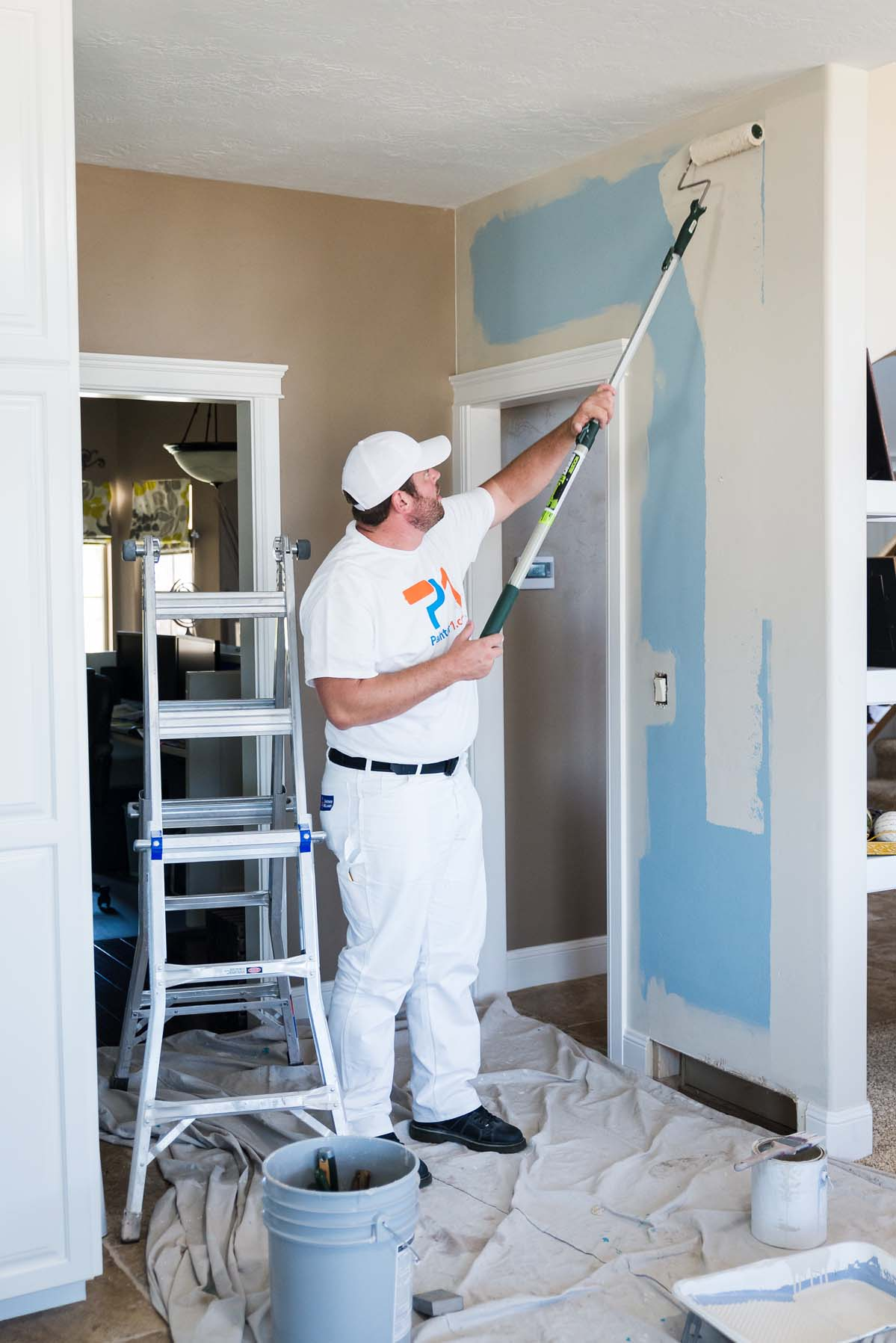 Industrial Painting Contractors Painting Franchise