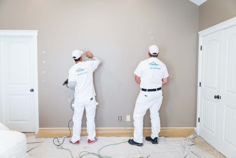 exterior painters Salt Lake City