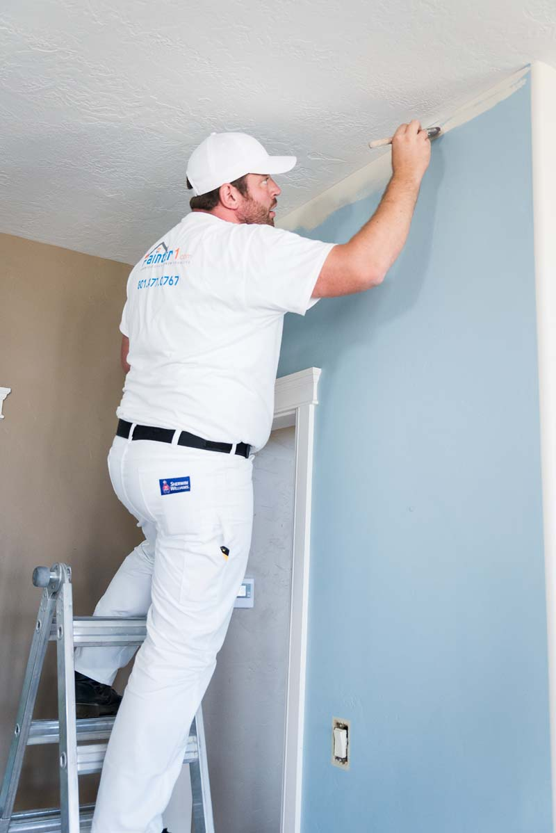 property management painting in Las Vegas - Painter1 of Las Vegas