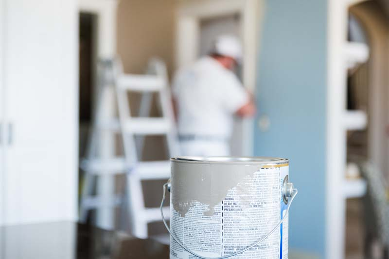 Interior Painting Services Painter1 in Salt Lake City