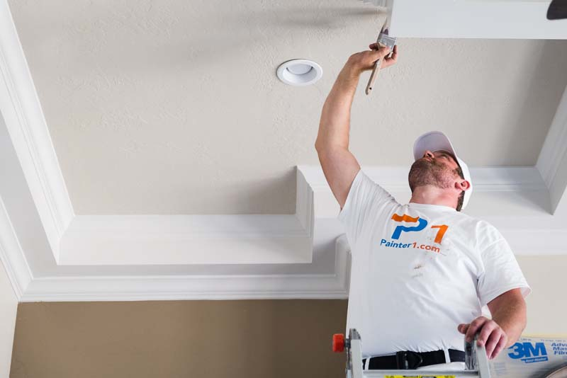 popcorn ceiling removal in Austin - Painter1 of Austin