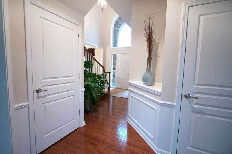 Hallway Painting Company in Boise