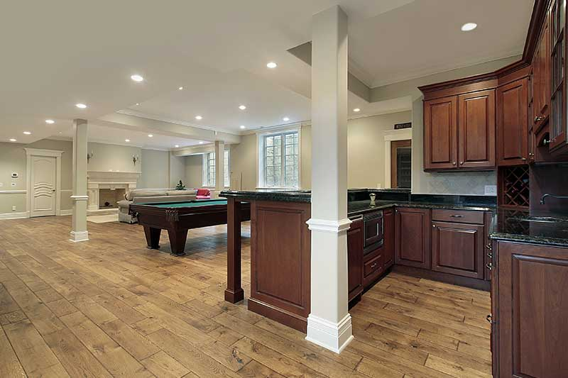 Game Room Painting Services in Salt Lake City