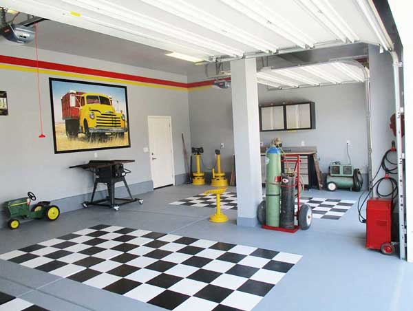 Why Epoxy is the Best Choice for Your Garage Floor