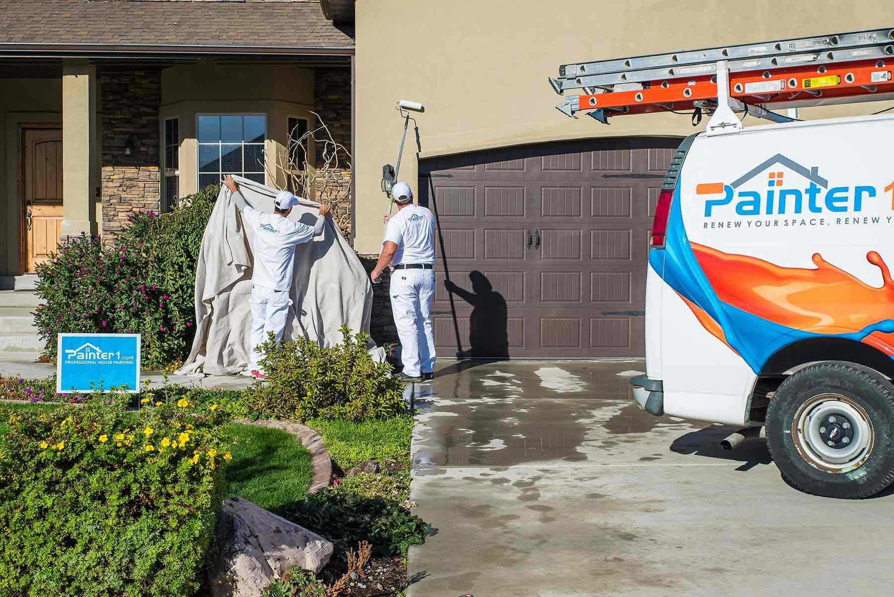 Exterior Painting Service in Las Vegas - Painter1 of Las Vegas