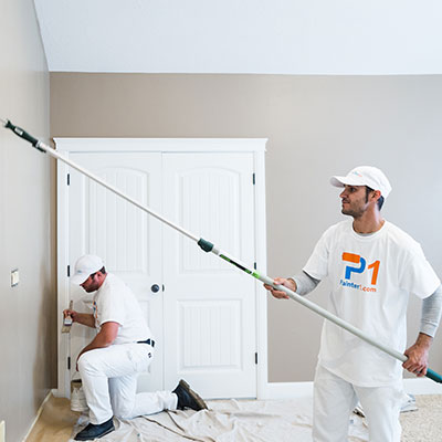 bathroom painting in your local area - Painter1