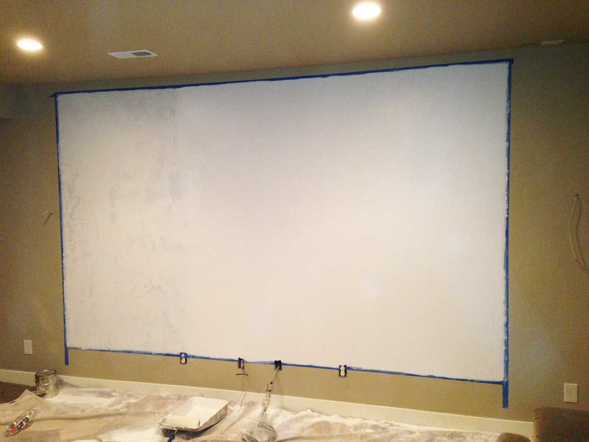 before- Projector Screen Utah County {loop_count}