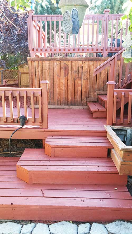 after- Deck Refinishing Fayetteville {loop_count}