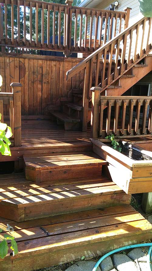 before- Deck Refinishing Fayetteville {loop_count}