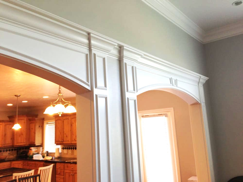 Custom Crown Molding